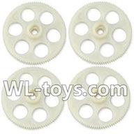 WLtoys V666 Main gear Parts-4pcs,Wltoys V666 Quadcopter Parts