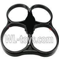WLtoys V666 Foam frame Parts-Free shipping by EMS,Wltoys V666 Quadcopter Parts