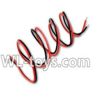 WLtoys V666 Plug wire for the the motor Parts,Wltoys V666 Quadcopter Parts