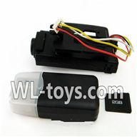 WLtoys V666 camera unit(Include camera,Reader,2GB Memory card) Parts,Wltoys V666 Quadcopter Parts