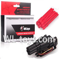 WLtoys V666 Fired missiles device Parts,Wltoys V666 Quadcopter Parts