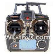 WLtoys V666 Transmitter,Remote control Parts,Wltoys V666 Quadcopter Parts