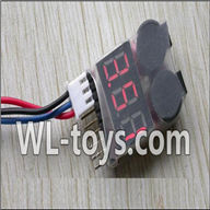 WLtoys V666 Quadrocopter alarm Parts,Wltoys V666 Quadcopter Parts
