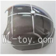 WLtoys V915 Parts-Upper shell cover