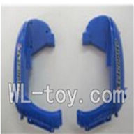 WLtoys V915 Parts-Bottom shell cover