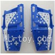 WLtoys V915 Parts-Shell cover for the helicopter body