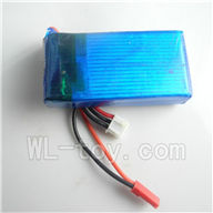 WLtoys V915 Parts-Upgrade 7.4V 1500MAH Battery