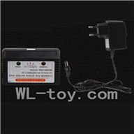WLtoys V915 Parts-Official charger and balance charger