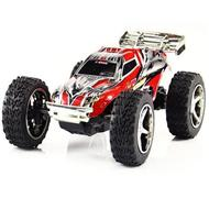 WLtoys 2019 rc car,Wltoys 2019 Mini High speed 1/32 1:32 Full-scale rc racing car-Red