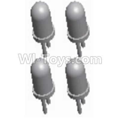 Wltoys 10428-B 0122 5mm White Light Parts