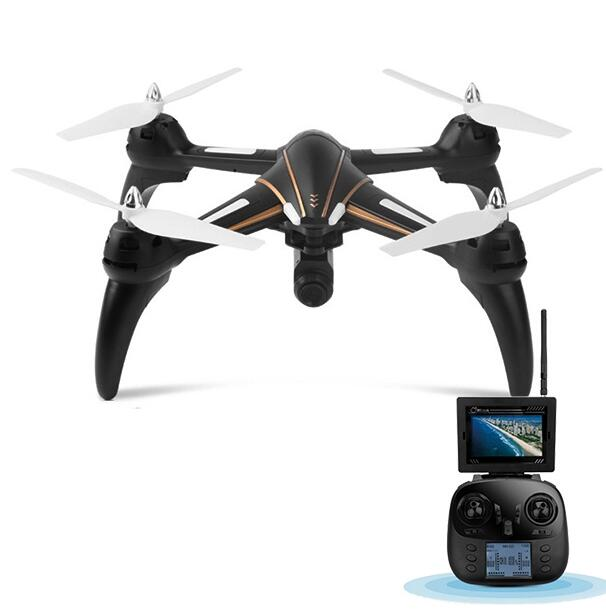 Wltoys Q393A Q393-A FPV Quadcopte-5.8G r(Include the 5.8G 720P HD Camera,Support frame And 5.8G Real-time image transmission FPV Aerial Receiving Screen with Antena)